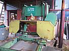 Пилорама ленточная бу Ясень ВСГ-1000-3 горизонтальная в хорошем состоянии, с моторизованной подачей, фото 2
