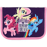 Пенал Kite My Little Pony 1 отдел + 1 отворот