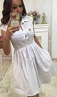 Платье женское с карманами  фел005, фото 1