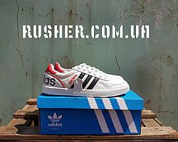 Adidas turf royal, белые