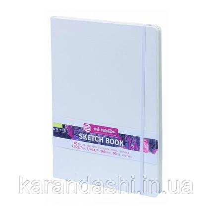 Блокнот для графики Talens Art Creation 21*29,7см 80л 140г/м белая обложка, фото 2