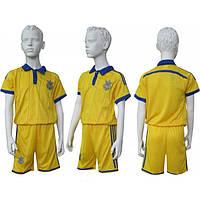 Форма футбольная детская УКРАИНА CO-3900-UKR-14Y