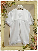 Рубашка для крещения №7