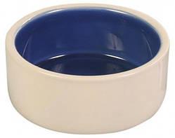 Trixie Ceramic Bowl Миска керамическая для собак, бежевая