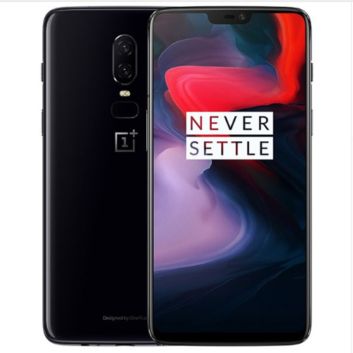 Смартфон OnePlus 6 8/128Gb Mirror Black Global firmware (CN) 12 мес