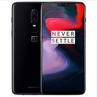 Смартфон OnePlus 6 8/128Gb Mirror Black Global firmware (CN) 12 мес, фото 1