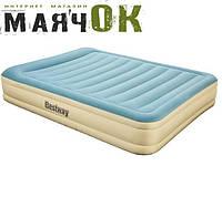 Надувная кровать Bestway 69007, 203-152-36см, встроенный электронасос
