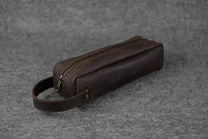 Несессер удлиненный |11615| Шоколад
