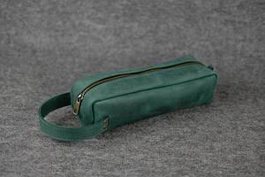 Несессер удлиненный |11613| Зеленый