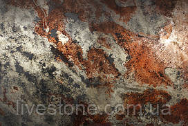 Прозрачный каменный шпон S. White 122*61 см