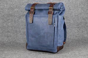 Мужской рюкзак HANKLE H7 |13238| Синий+Вишня