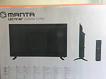 Телевизор Manta LED4004T2 PRO (FullHD,DVB-T2/T,C), фото 3