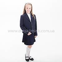 """Школьный костюм двойка  для девочки """"Кристалл"""",Новинка 2018 года, фото 1"""