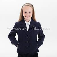 """Школьныйпиджак  для девочки """"Кристалл"""",Новинка 2018 года, фото 1"""