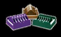 Полімерні кліпси Lapomed™, розмір ML Зелений