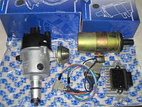 Система бесконтактного электронного зажигания Москвич 2141 2140 412 АЗЛК AT Чехия