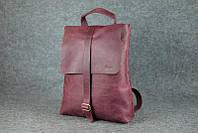 Женский рюкзак-трансформер  11983  Винтаж   Фиолетовый, фото 1