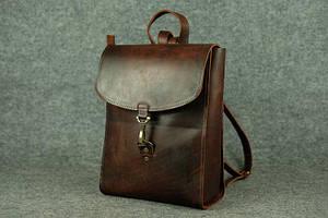 Женский рюкзачок «Венеция» XL |11920| Италия| Вишня