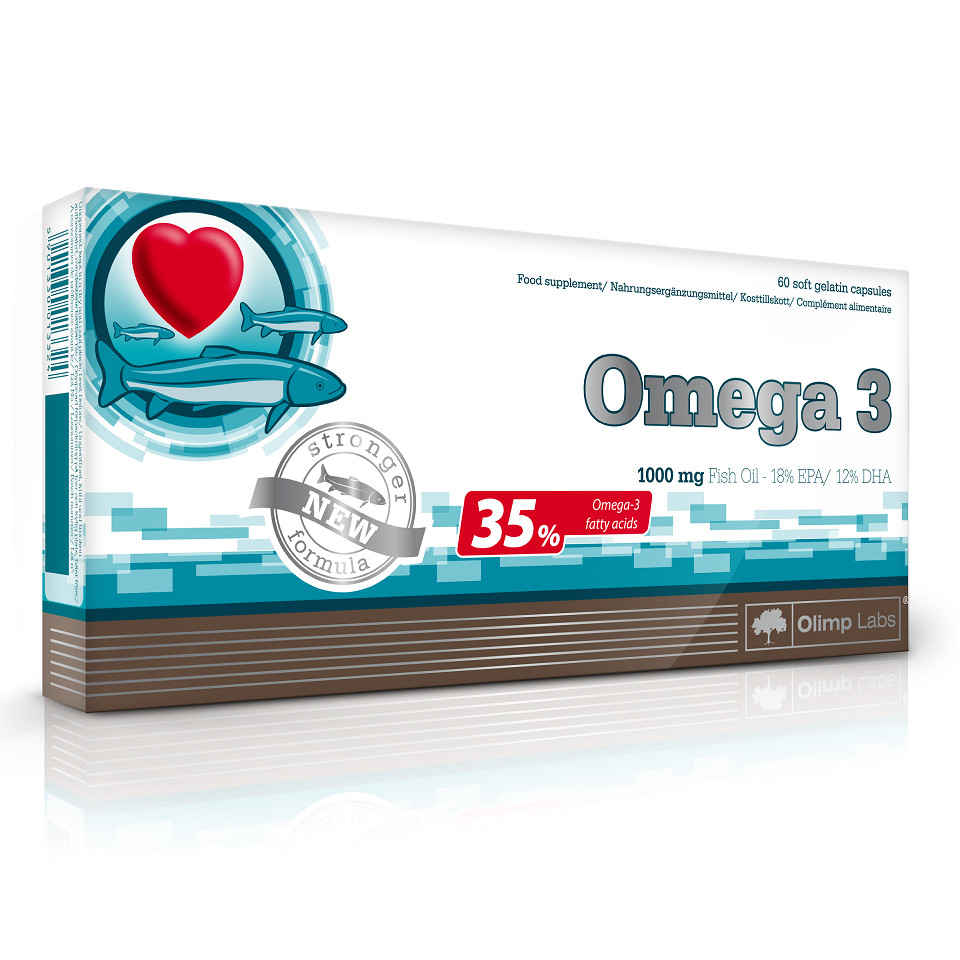 OLIMP Omega 3 35% 1000 mg 60 caps