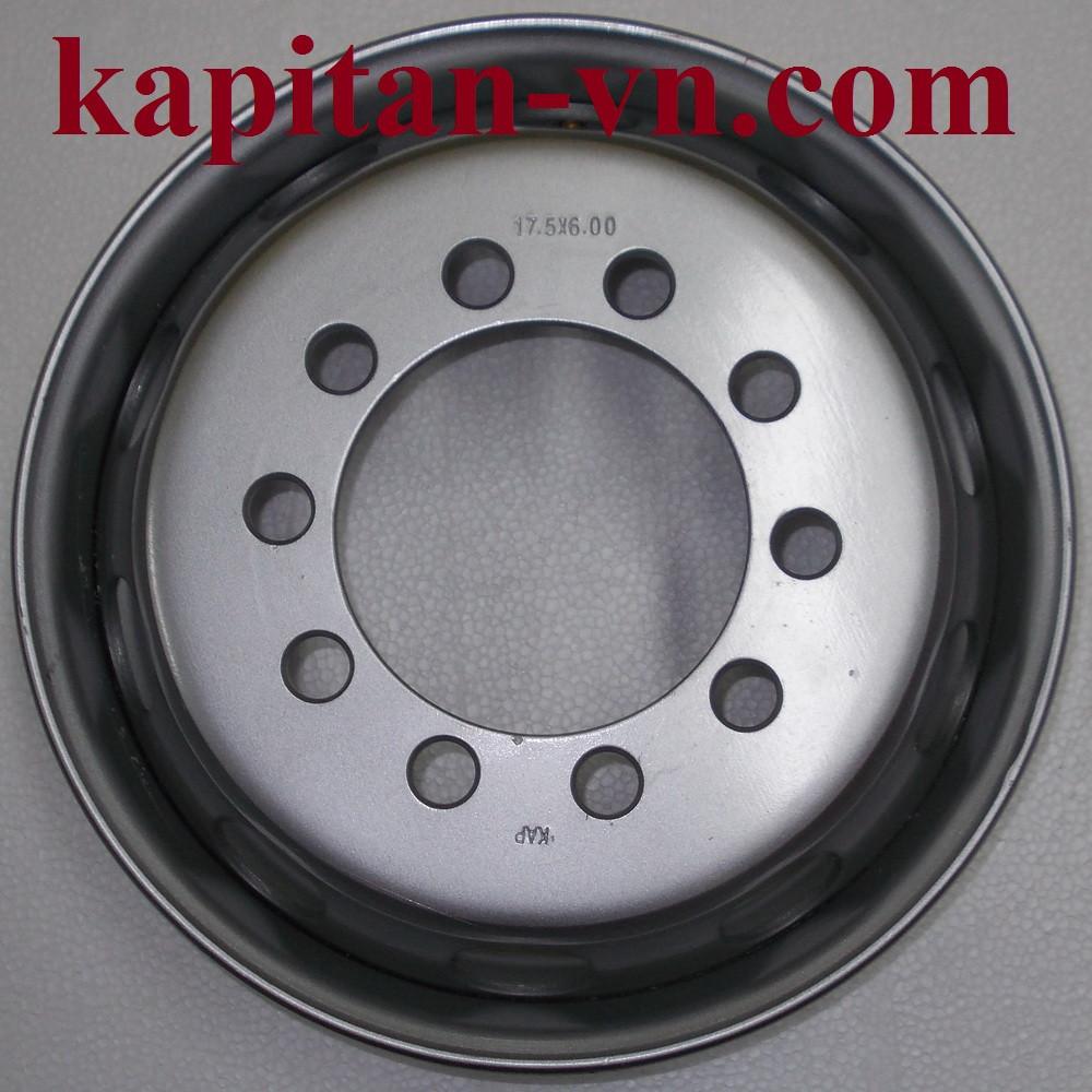 """Грузовые диски R17.5 6.00 10x225 под конус, стальные диски на грузовик / прицеп (для грузовых авто) - Интернет-магазин шин и дисков """"kapitan-vn.com"""" в Виннице"""