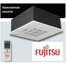 Касетний кондиціонер Fujitsu AUY18UBAB/AOY18UNCNL
