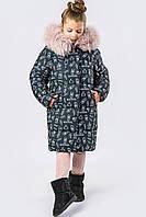 Зимняя одежда для девочки фабричного производства