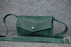 Сумочка «Ромбик» | 11380 | Зеленый