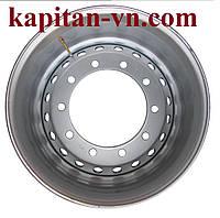 Колесный диск R22.5 10x335 11.75 на грузовик под барабан, Грузовые диски на прицеп, стальные диски полу прицеп