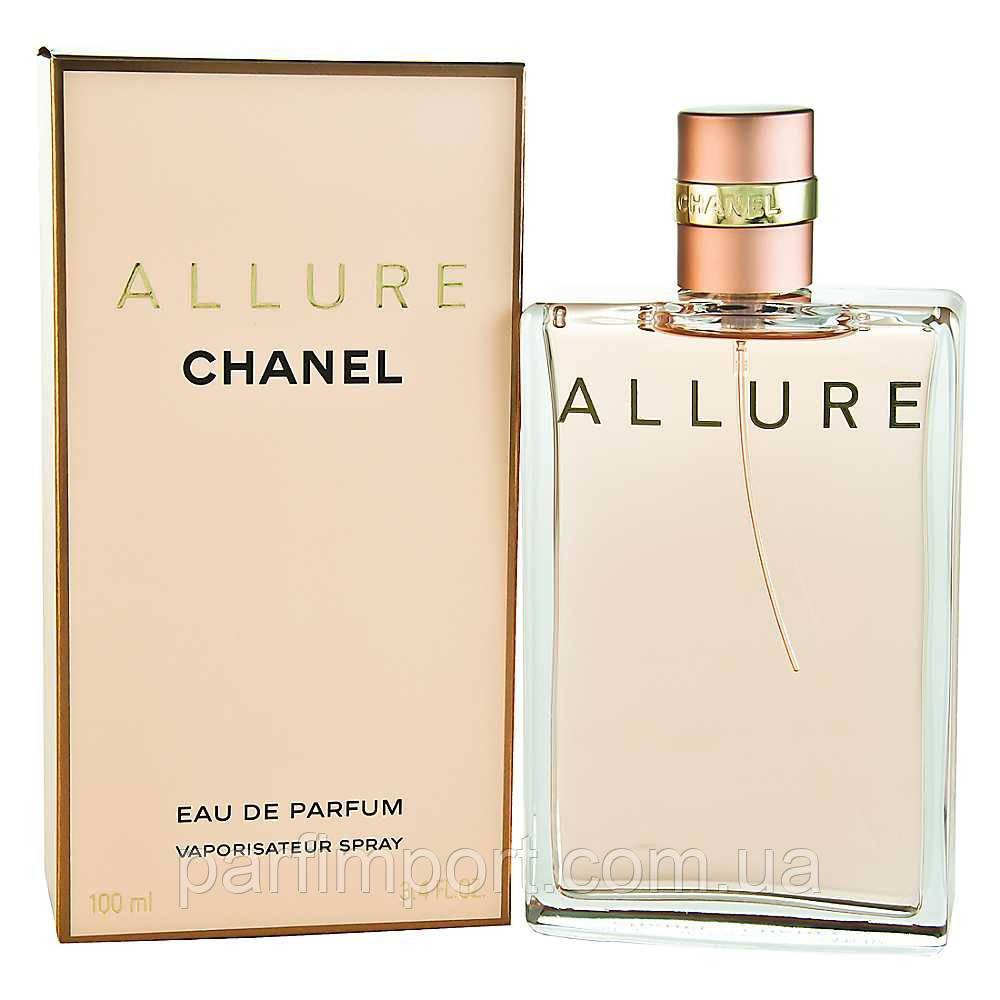 CHANEL ALLURE PARFUM 35 ml TESTER парфум (оригинал подлинник  Франция)