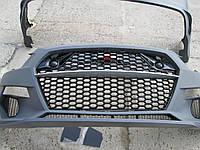 Обвес бампер Ford Mustang 2014