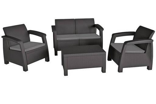 Комплект мебели Curver Corfu