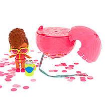 Кукла LoL Surprise Confetti Pop 3 Серия ЛОЛ 1шт, фото 3