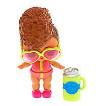 Кукла LoL Surprise Confetti Pop 3 Серия ЛОЛ 1шт, фото 2