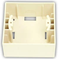 Коробка для наружного монтажа Visage крем