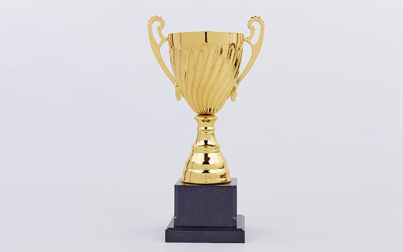 Кубок с ручками Золото Н=27см. C-3019C