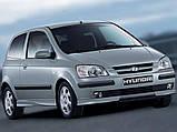 Автомобильные коврики Hyundai Getz 2002- Stingray, фото 10