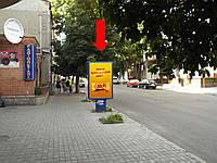 """Ситилайт г. Житомир, Щорса ул., 4, возле магазина """"Радиодетали"""""""