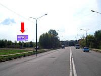 """Щит г. Запорожье, Истомина ул., напротив дома № 86, в направлении магазина """"Хортицкого"""""""