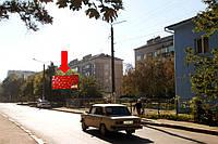 """Щит г. Ивано-Франковск, Хоткевича ул., возле Универсама """"Дарницкий"""", СТО"""