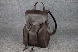 Рюкзак на затяжках XL |11989| Шоколад