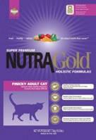 Корм для котов Nutra Gold Finicky 18,14 кг для привередливых кошек