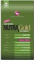 Корм для котов Nutra Gold Hairball 18,14 кг корм для взрослых кошек, выведения шерсти