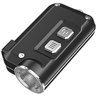 Фонарь Nitecore TINI (Cree XP-G2 S3 LED, 380 люмен, 4 режима, USB), Grey, фото 1