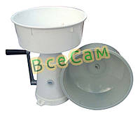 Сепаратор-маслобойка с приставкой маслобойка (2 в 1)