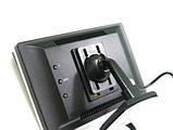 """Автомобильный монитор TFT 5"""" дюйма для парковки (на две камеры)  на присоске, фото 7"""