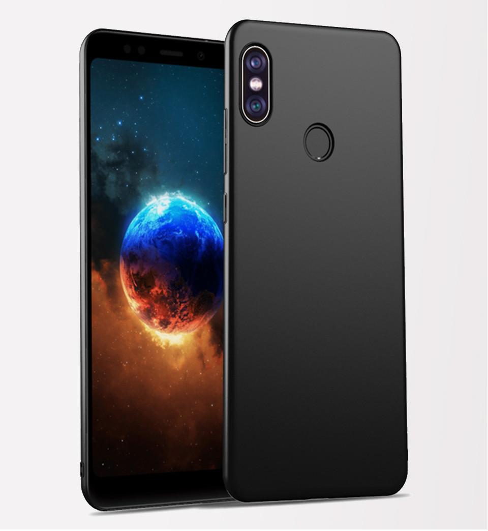 Чехол для Xiaomi Mi A2 Black