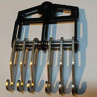 Гребенка для рихтовки споттером металл 3 мм.