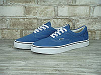 """Кеды текстильные унисекс Vans Era Blue """"Синие"""" р. 5-10 (36-43), фото 1"""