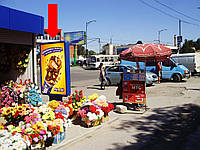 Ситилайт г. Каменец-Подольский, Корятовичей Кн. ул., напротив автовокзала, возле торгового павильона