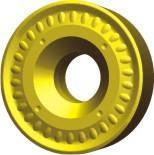 Пластина для обработки колесных пар RCMX L=32х10х9.56 мм